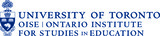 UINIVERSITY OF TORONTO OUSE |  Ontario  INSTITUTE FOR STUDIES IN EDUCATION
